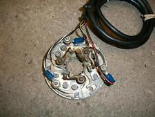 Triumph Points Contact Plate Lucas 47640J  Trident BSA