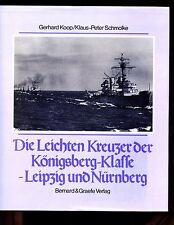 Leichten Kreuzer der Königsberg-Klasse, Leipzig und Nürnberg, Koop ,HBdj VG