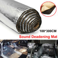 Thermal Acoustic Sound Proofing Car Sound Proofing Deadening Mat   P □□□ i