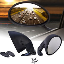 1Pair Universal Sport Side View Car Mirrors For SUV Car Truck Van Traffic Safety