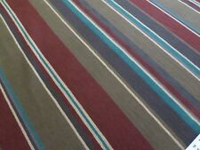 Roth & Tompkins D 2889 Multi Stripe Wool Warm Colors