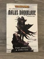 The Chronicle of Malus Darkblade Vol. 1 [Warhammer Anthology]