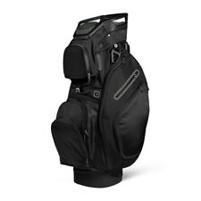 Sun Mountain 2018 C-130 (No Logo) Cart Bag - Black - CLOSEOUT