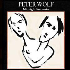 Peter Wolf - Midnight Souvenirs [New CD]