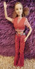 "1999 Britney Spears Doll 11.5"" Barbie Size Clothes Celebrity Pop Star Singer"