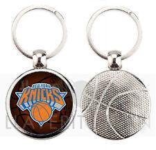 NEW YORK KNICKS NBA BASKETBALL KEYRING-KEYCHAIN-PORTACHIAVI-PORTE-CLÉS-LLAVERO