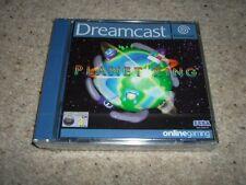 PLANET RING - Sega Dreamcast - (PAL/UK) NEW & SEALED Rare Big Case PAL Version