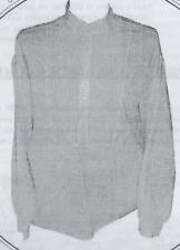 1800's MEN'S BIB FRONT SHIRT PATTERN Timeless Stitches 711  Multi-sized S-XL