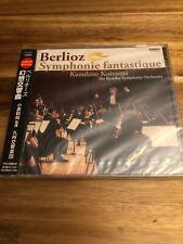 Berlioz Kyushu Symphony Orchestra CD New Import Case Cracked Symphonie Fantast