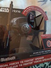 Star wars  the force awakens  tie fighter   light up bluetooth speaker