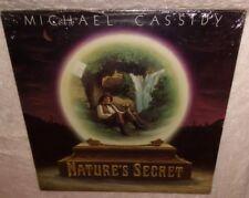 Michael Cassidy, Nature's Secret, 1977 VINYL LP (EX) COVER IN SHRINK (EX)
