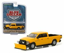 GREENLIGHT 35040-D 2014 DODGE RAM 1500 TRADESMAN WITH SNOW PLOW 1/64 DIECAST CAR