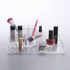 Large Size Clear Acrylic Cosmetic Makeup Organizer Cosmetic Holder Storage Case