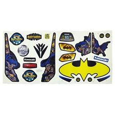 Power Wheels CDD22 3179 Batman Decal Label Sheet Genuine Fisher Price