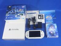 PlayStation Vita FINAL FANTASY X/X2 HD Remaster RESOLUTION BOX region free rare!