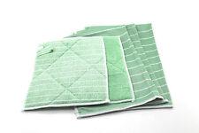 AQUA CLEAN Bambus-Kristall 5er Set - Optimal für Fenster und Spiegelflächen