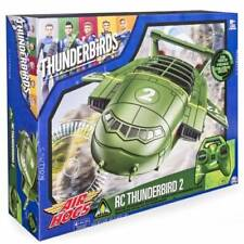 *BNIB* Air Hogs 6027481 Thunderbird 2 Helicopter Die-Cast RC Radio Controlled