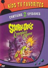 SCOOBY-DOO S - CREEPIEST CAPERS (DVD)