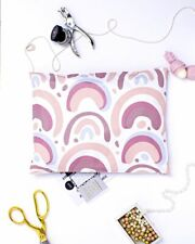 Designer Poly Mailers Envelopes Shipping Bags Packaging 10x13 Boho Rainbow