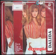 DALIDA Rare LP 33T 1967 BRESIL PROMO Vente Interdite / 1 titre GEORGES DELERUE