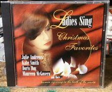 Ladies Sing Christmas Favorites: Vikki Carr/Eileen Farrell/Doris Day... CD