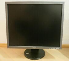 Acer B193 DOymdh 19 Zoll 48,3cm 4:3 TFT LCD Monitor | VGA DVI | Sound | SXGA