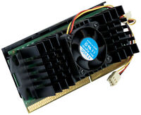 Intel Pentium III 500MHz SLOT1 SL365 + Refroidisseur