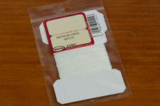 Antron Yarn for Fly Tying - White