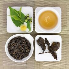 100% Taiwan Lugu hand picked High Mountain oolong Tea Loose Leaf 150