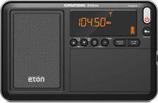 Eton Grundig Edition Traveler III AM/FM/LW/SW Radio with ATS
