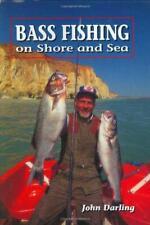 basso pesca : On Shore E Sea di John Darling LIBRO CON COPERTINA RIGIDA