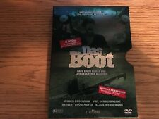 Das Boot 2-Disc 282 Minute Version Dvd Region 2 Germany In Metal Slip Case