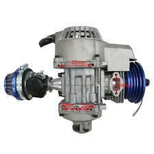 49CC RACING ENGINE 2 STROKE MOTOR  MINI DIRT BIKE SCOOTER ATV QUAD US