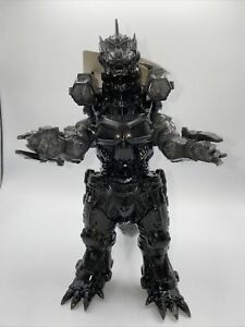 2004 Bandai Ito Yokado Black clear Mecha Godzilla Limited Edition mechagodzilla