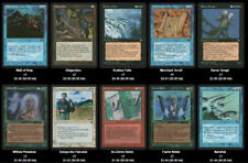 MTG - Magic: The Gathering Homelands Complete Set - Plus Extras!