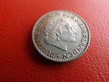 *Niederlande 1 Gulden Silber 1957 * (KOF 1)