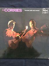 THE CORRIES: BONNET BELT AND SWORD  rare 1967 Fontana LP STL5401