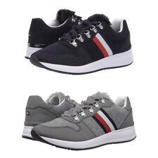 Tommy Hilfiger женские спортивные спортивные шнуровке модные меховые кроссовки riplee