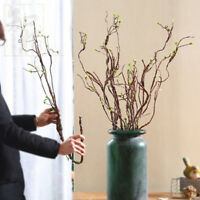 90cm Artificial Branches Dry Rattan Vines Wall Decor Flexible Dry Tree Branch