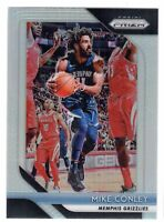 2018-19 Panini Prizm Basketball SP Silver Refractor Mike Conley #86 Grizzlies