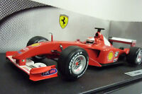 Hot Wheels Racing 1:18 Ferrari F 1 Michael Schumacher in OVP (A1178)