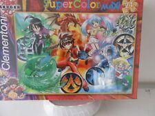 Clementoni puzzel 24stuks maxi Bakugan