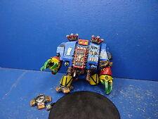 Bjorn Wolfsklaue Cybot der Space Wolves METALL BEMALT