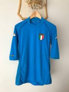 ITALY ITALIA 2002 2003 HOME FOOTBALL SOCCER SHIRT JERSEY KAPPA VINTAGE MAGLIA