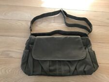 Grey Baby Changing Bag - NEW
