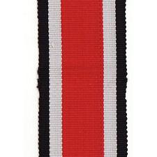 Nastro Croce di Ferro Tedesca Seconda Guerra Mondiale Germania Eisernes Kreuz