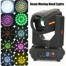 17R 350W LED Beam Moving Head Light  DMX Channels Three Control Modes Design