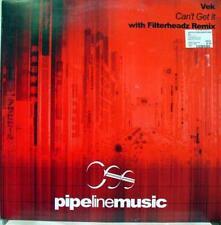 "Vek - Can't Get It 12"" Mint- PLM3006 Vinyl 2003 Record"