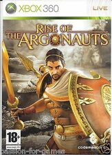 RISE OF THE ARGONAUTS for Xbox 360 - with box & manual - PAL