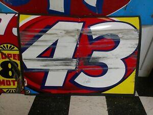 Bobby Labonte Richard Petty Motorsports 43 Nascar Race Used Sheet Metal Door